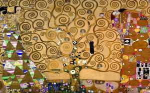 Gustav Klimt, The Tree of Life