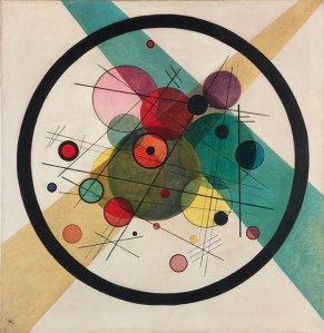 Vasily Kandinsky, Circle with a Circle